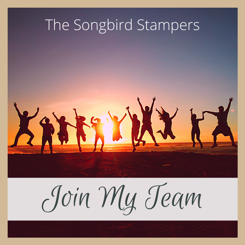 The Songbird Stampers - Join My Team