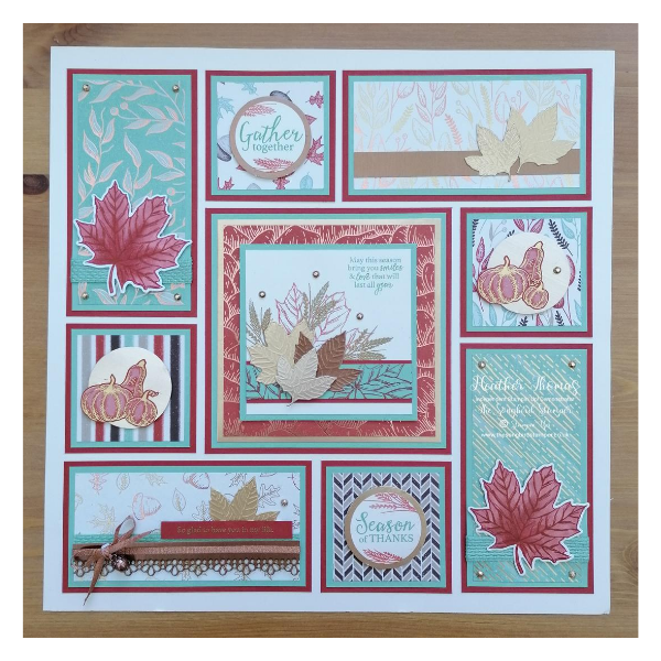 Autumn Sampler using the Gilded Autumn DSP