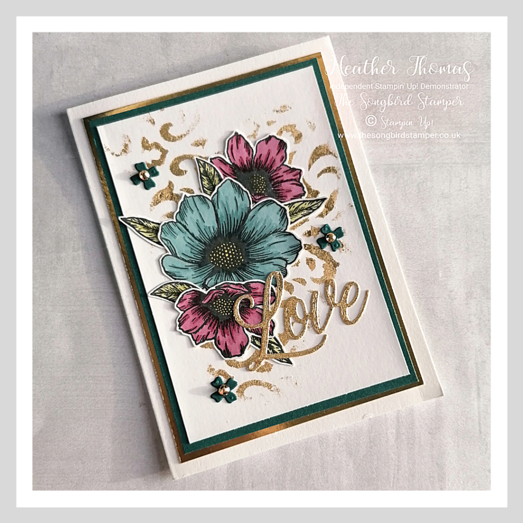 Forever and Always stamp set from Stampin' Up!
