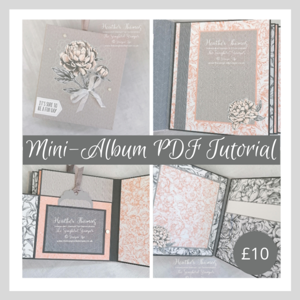 Mini-Album PDF Toturial