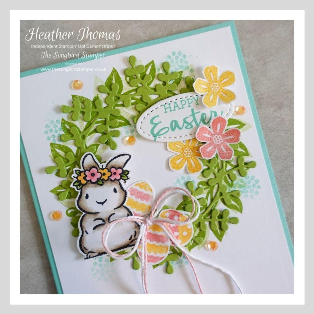 How to make a Handmade Easter card