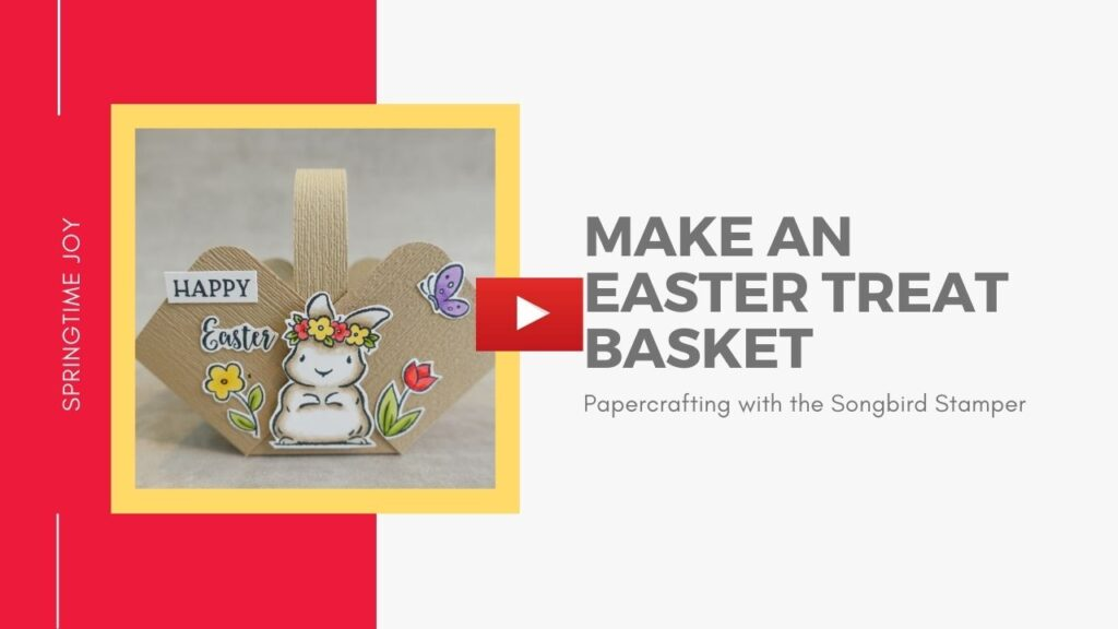 Watch this video to learn how to make an Easter Treat Basket
