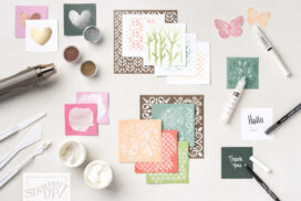 A variety of products from the Stampin' Up! 2021-2022 Annual Catalogue