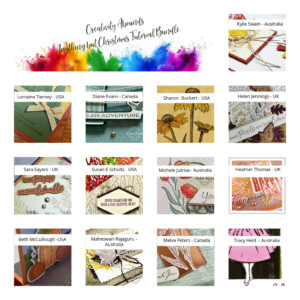Autumn Sampler Papercraft Tutorial to Download